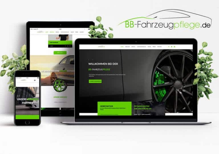 BB Fahrzeugpflege
