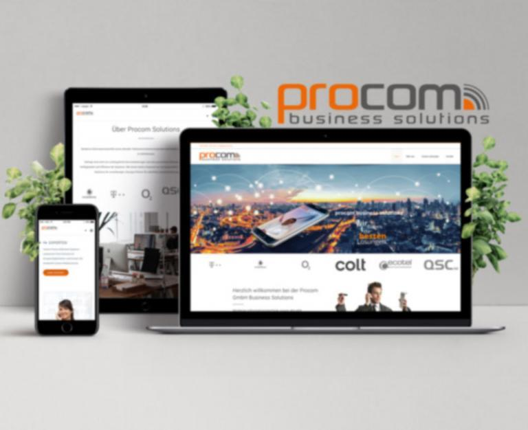 procom GmbH Business Solutions